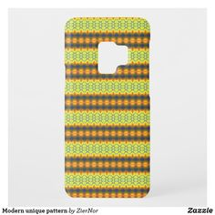 Select from a variety of Colorful Samsung cases. Shop now for custom covers or create your own design! Samsung Galaxy S9, Phone Cases, Unique, Modern, Pattern, Design, Trendy Tree, Patterns, Model