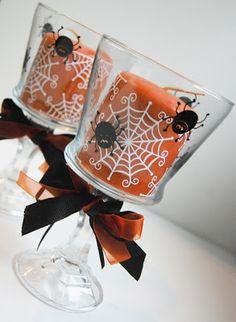 Burton Avenue: Spider Web Candles