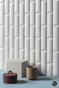 Ravenna 3D Essentials is a one-of-a-kind wall tile; available in 4 colors and 6 three-dimensional surfaces. Explore light and shadow to create truly unique spaces. Interior Walls, Interior Design, Bathroom Interior, 3d Tiles, Biscuits, House Tiles, Wall Installation, Ceramic Materials, Ceramic Design