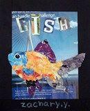 Fish Collage:  Artsonia
