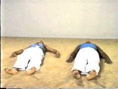 Capoeira -1- Conditioning exercises - YouTube