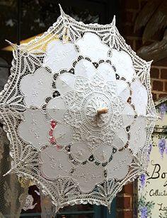 Southern Belle Parasol ♥ Savannah Georgia