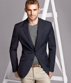 Man De Fashion Marino Azul Style Imágenes Mejores Chaqueta 97 xHqwERFYw