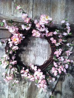 #Apple #Blossom #Wreath