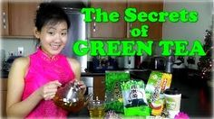 GREEN TEA: Secrets to Flat Belly, Youthful Skin & More - YouTube