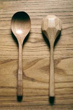 日式餐具 實木手工制作楠木龜甲勺 木勺湯勺 環保無漆廚房用品
