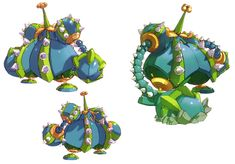 Glacier le Cactank (グラチャー・レ・カクタンク Gurachā re Kakutanku) is one of the bosses of Mega Man Zero 3. Based on cacti, he is one of the Eight Gentle Judges that was brainwashed by Dr. Weil to work for him, as one of Weil's Numbers. Cactank used to be a fair, kindhearted judge that would be willing to look the other way on trivial matters, but when Weil corrupted him, his personality afterwards became that of a very cruel courtroom judge who issues the death sentence to even the smallest of...