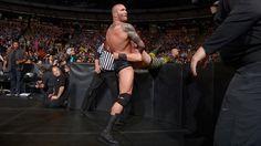 Randy Orton vs. Heath Slater: photos