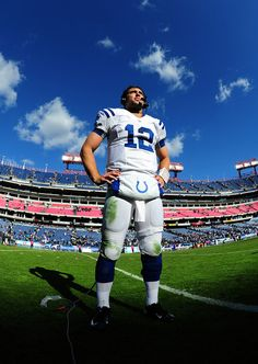 Andrew Luck, Colts QB