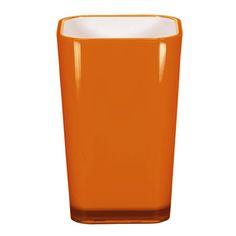 Kelímok na zubné kefky Easy Orange | Bonami