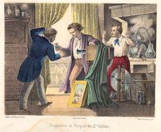 How the Daguerreotype was invented