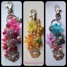 Special teacher gift / bag charms