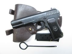 WWII Russian Tokarev TT33 Pistol in 7.62x25   tradeexcanada