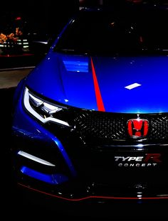 Love the new Type R - and this video just gets me so excited for this car. bit.ly/1wWjXtN
