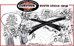ANC Survivor - by Dov Fedler for The Star - (anc a violent organisation)