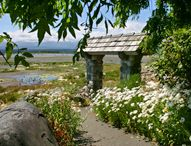 A nine acre park on the waterfront, with beautiful gardens and heritage buildings