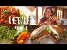 Ideas Saludables y Fáciles para Comer - #mitufit con Rawva - YouTube