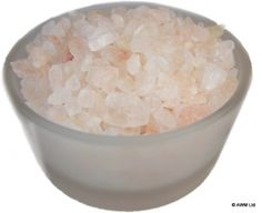 Pink Himalayan Salt Crystal (3-5mm) - approx 1kg himalayan-salt-crystals. Himalayan crystal salt can be dissolved in a hot bath for a healthy soak, or blended with essential oils for a rich body scrub.