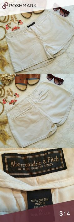 Abercrombie & Fitch shorts size 0 Abercrombie & Fitch shorts size 0 Abercrombie & Fitch Shorts