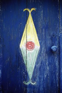 Doors of Prison Island, Zanzibar - IX by scurvy_knaves, via Flickr