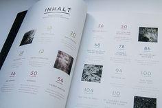 Räson – Polytrauma on Editorial Design Served