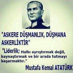 ATATÜRK Sözleri.