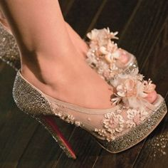 The shoes from Burlesque - Christina Aguilera :) FAV EVER!!!