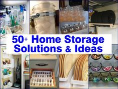50+ Creative Home Storage Solutions And Ideas | iCreativeIdeas.com Follow Us on Facebook --> https://www.facebook.com/iCreativeIdeas