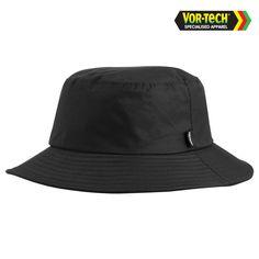 Code: 4015 Name: Vortech Bucket Hat 4015 Available Colours: Black | Navy | White Description: Ideal for all types of weather, the unique Vor-tech ® construction
