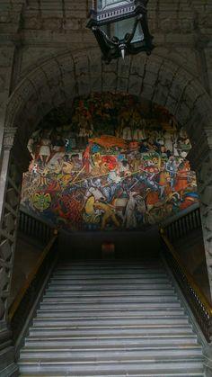 El México Antiguo... Diego Rivera
