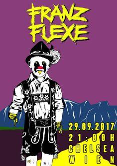 "Flyer ""Franz Füxe"" | 2017 Graphics, Movies, Movie Posters, Art, Art Background, Graphic Design, Films, Film Poster, Kunst"