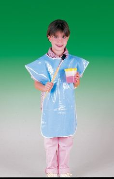 Save $2.00 on Children's Paint Apron - Great For Arts And Crafts!; only $4.94