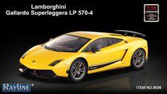 RC 8536 MJX Lamborghini Gallardo Superleggera