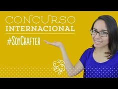 Concurso #SoyCrafter | Craftingeek* - http://mujerdeluxe.com/concurso-soycrafter-craftingeek-12255.html