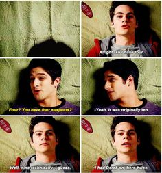 teen wolf quotes season 3 - Google Search