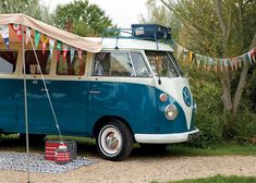 Vintage and cool, with heaps of personality - my cool campervan: Mr Baldwin
