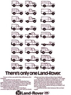 The World as We Know it land rover