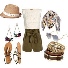 Euro Trip, created by #jezzylea on #polyvore. #fashion #style....super duper cute!