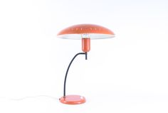 Philips - Louis Christiaan Kalff - Table Lamp - Salmon