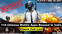 PUBG Banned: Pubg Mobile Ban in India Now With 118 Chinese Apps All India News, India Now, Best Video Maker, Game Live Stream, Beauty Camera, Photo And Video Editor, Application Icon, Mp3 Music Player, People Videos
