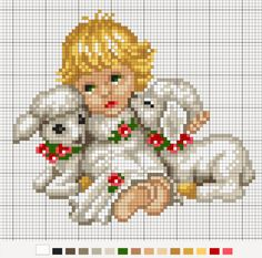 Thrilling Designing Your Own Cross Stitch Embroidery Patterns Ideas. Exhilarating Designing Your Own Cross Stitch Embroidery Patterns Ideas. Cross Stitch Angels, Cross Stitch Cards, Beaded Cross Stitch, Cross Stitching, Cross Stitch Embroidery, Embroidery Patterns, Baby Cross Stitch Patterns, Cross Stitch Baby, Cross Stitch Designs