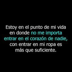 No me importa. Sarcasm Quotes, Frases Humor, Sarcasm Humor, Funny Quotes, Life Quotes, Funny Memes, Inspirational Phrases, Meaningful Quotes, Favorite Quotes