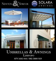 Newton & Strever: Summer is coming! Shade Solutions from Newton & St...