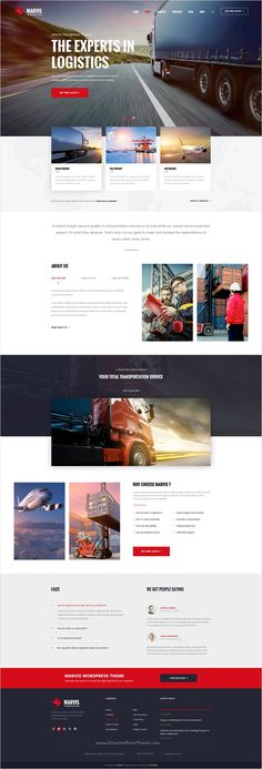 Marvis is unique and modern design #PSD template for multipurpose #logistics #transportation business and corporate website with 6+ amazing homepage layouts and 40 organized PSD pages download now➩ https://themeforest.net/item/marvis-business-multipurpose-psd-template/17340073?ref=Datasata