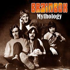 Brainbox - Mythology Psychedelic Rock, Music Albums, New Age, Pop Music, Music Artists, Album Covers, Mythology, Folk, Blues