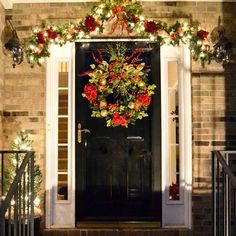 60 best natural outdoor christmas decoration ideas - Outdoor Christmas Decorations Ideas Pinterest