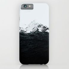 Those waves were like mountains iPhone 6s Slim Case