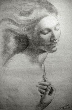 Khalil Gibran. He was also a very fine illustrator.