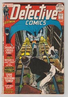 Detective Comics Vol 1 424 Bronze Age Comic by RubbersuitStudios