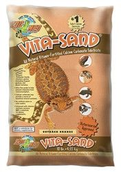 Product Code: ZM76255 All Natural Vitamin-Fortified Calcium Carbonate Substrate . No artificial colors or color sealers. Excellent substrate for bearded dragons, uromastyx lizards, monitors, geckos (i